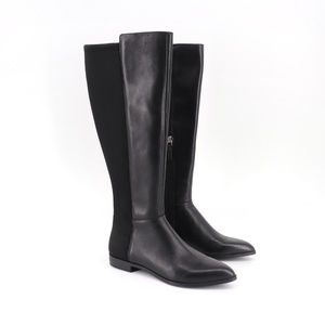 Nine West Owenford 50/50 Riding Boots 5M